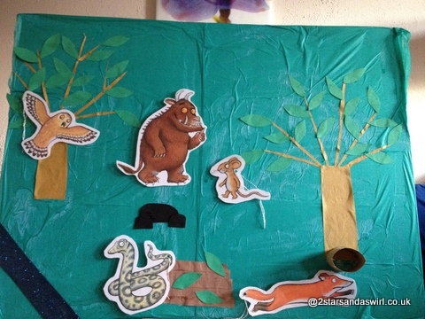 The Gruffalo Party