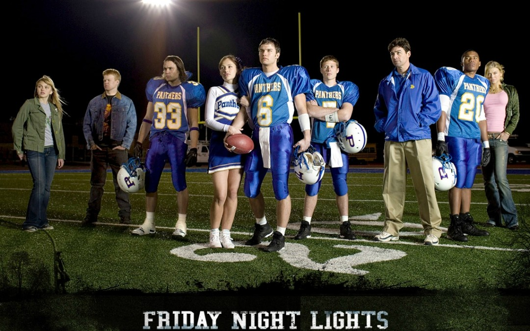 Friday Night Lights on Netflix