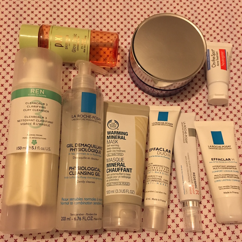 Treating hormonal Acne over 40