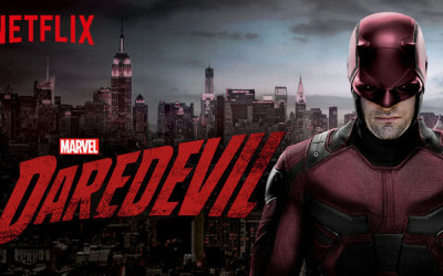 Season 2 for both Daredevil and DinoTrux out now on Netflix