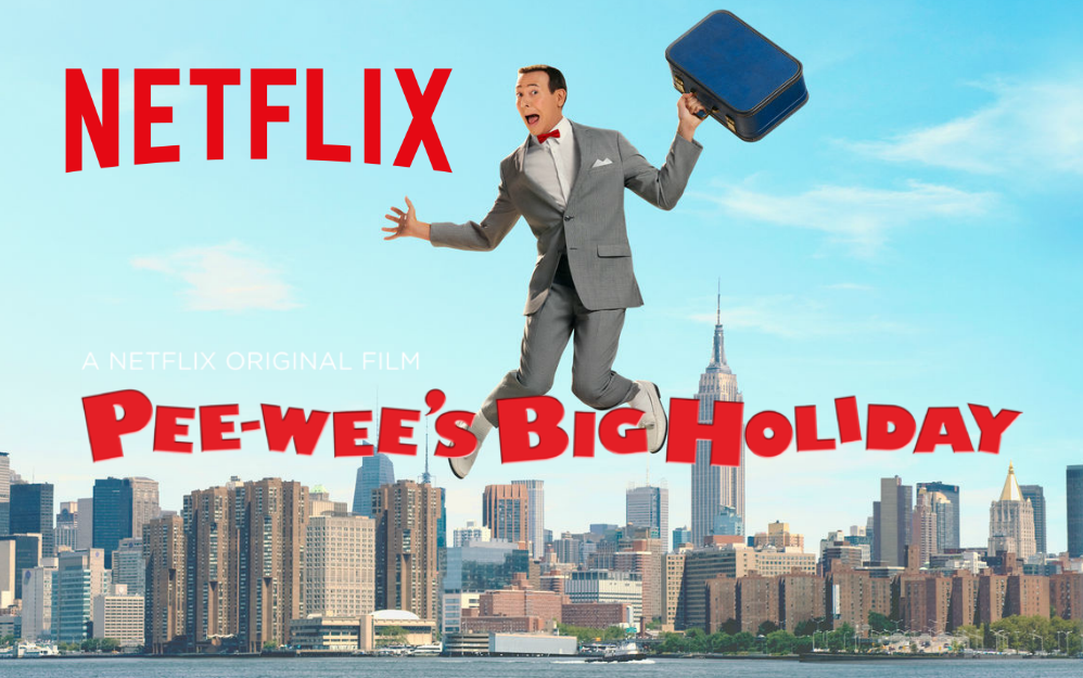 Review of Pee-Wee's Big Holiday on Netflix