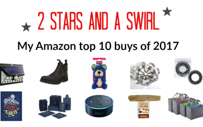 My top 10 Amazon buys of 2017